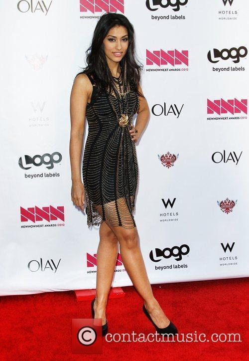Janina Gavakar LOGO's 2012 'NewNowNext' Awards held at...
