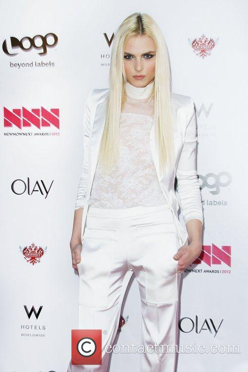 Andrej Pejic LOGO's 2012 'NewNowNext' Awards held at...