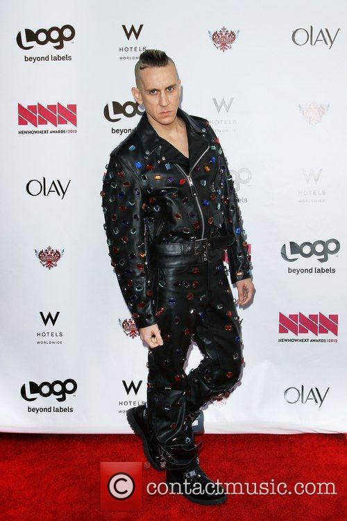 Jeremy Scott LOGO's 2012 'NewNowNext' Awards held at...