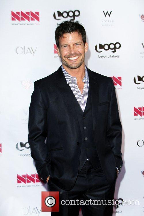 Mark Deklin LOGO's 2012 'NewNowNext' Awards held at...