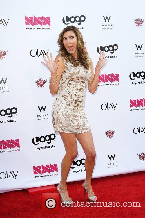 Heather McDonald LOGO's 2012 'NewNowNext' Awards held at...