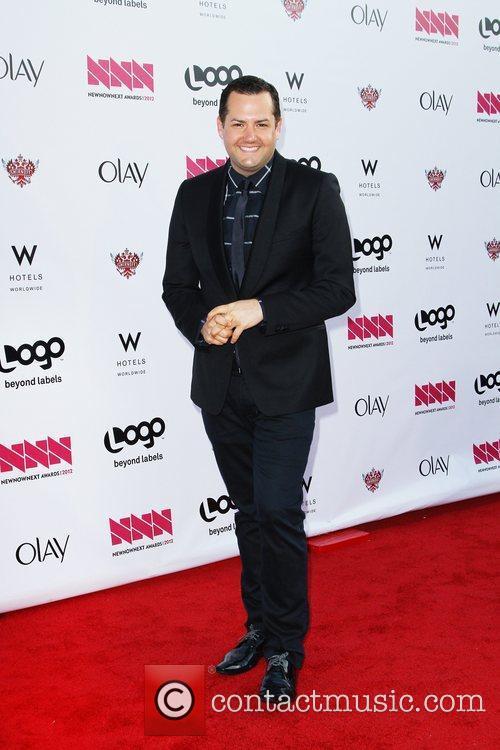 Ross Mathews  LOGO's 2012 'NewNowNext' Awards held...