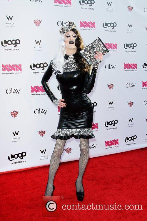 Sharon Needles  LOGO's 2012 'NewNowNext' Awards held...