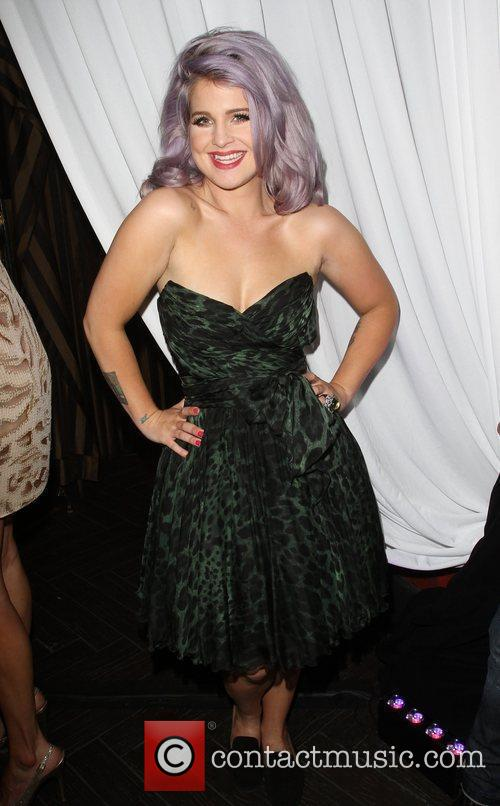 Kelly Osbourne W Hotel's Private Lounge at LOGO's...