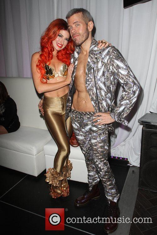 Neo Hitch, Perez Hilton LOGO's 2012 'NewNowNext' Awards...