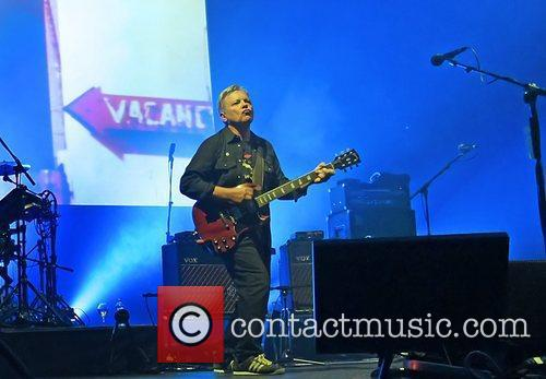 bernard sumner new order perform at the 3850672