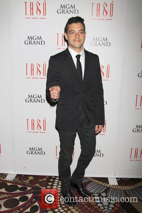 Rami Malek, Twilight Saga, Breaking Dawn, Tabu Nightclub, Grand Hotel, Casino and Las Vegas 4