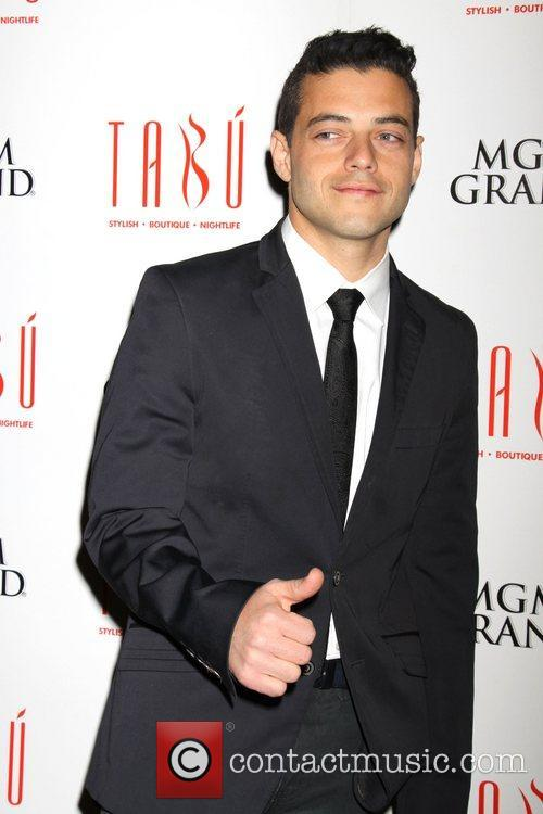 Rami Malek, Twilight Saga, Breaking Dawn, Tabu Nightclub, Grand Hotel, Casino and Las Vegas 7