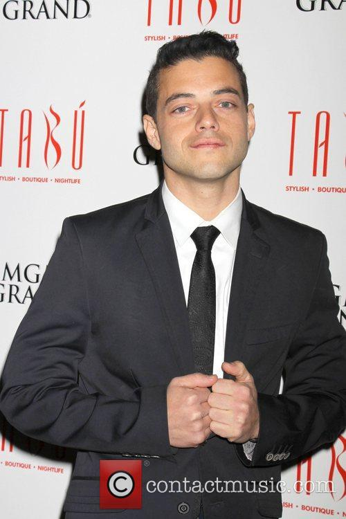 Rami Malek, Twilight Saga, Breaking Dawn, Tabu Nightclub, Grand Hotel, Casino, Las Vegas