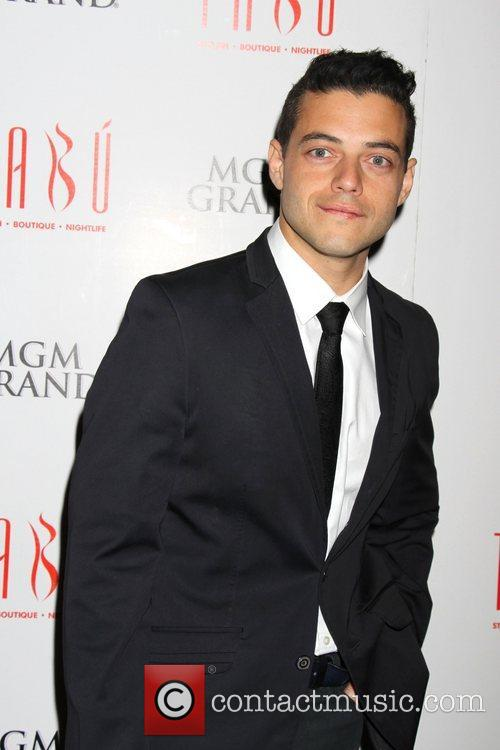 Rami Malek, Twilight Saga, Breaking Dawn, Tabu Nightclub, Grand Hotel, Casino and Las Vegas 5