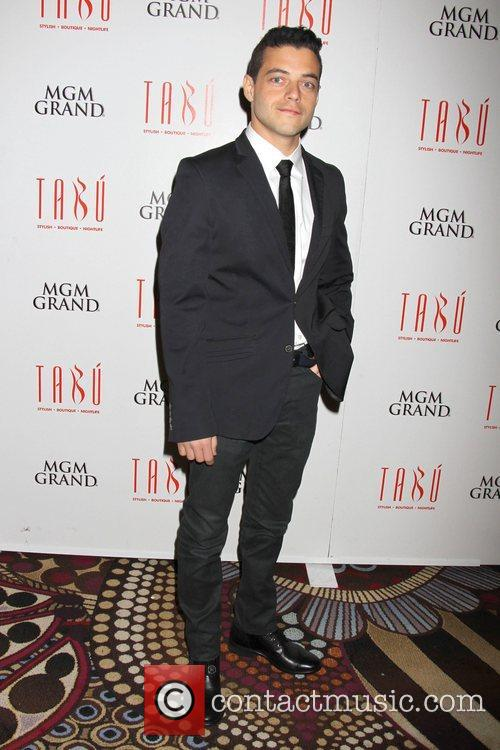 Rami Malek, Twilight Saga, Breaking Dawn, Tabu Nightclub, Grand Hotel, Casino and Las Vegas 2