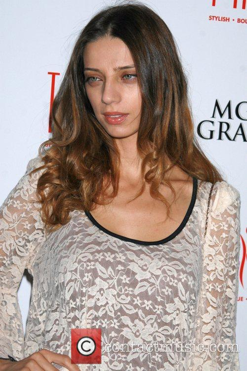 Angela Sarafyan from the