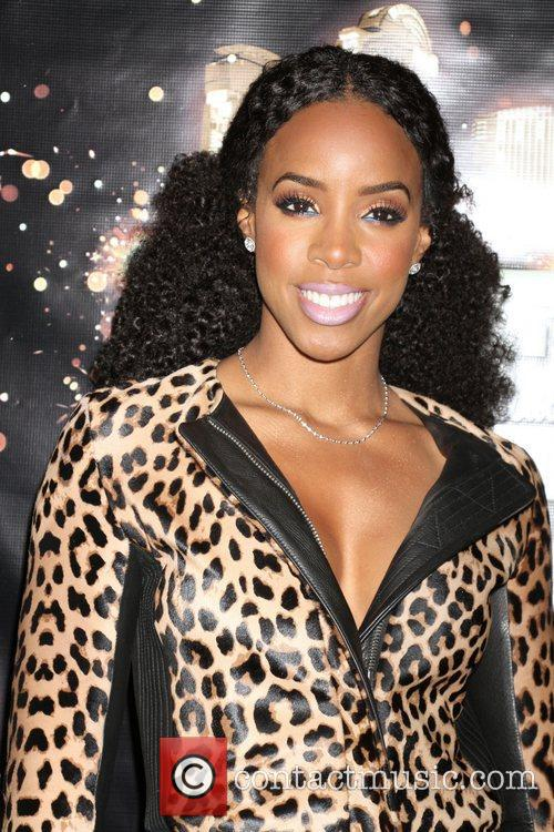 Kelly Rowland   New Years Eve Weekend...