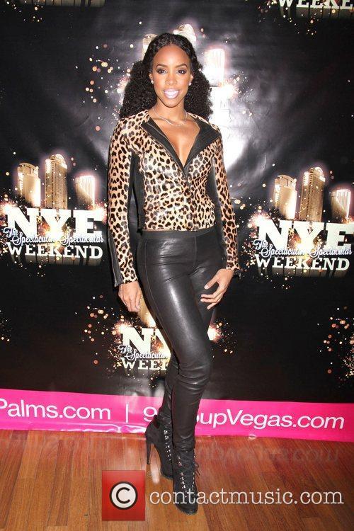 Kelly Rowland, New Years Eve Weekend, Kickoff, Palms Casino Resort and Las Vegas 2