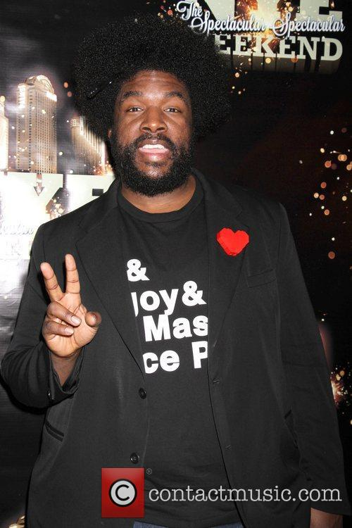 Questlove, New Years Eve Weekend, Kickoff, Palms Casino Resort and Las Vegas 2