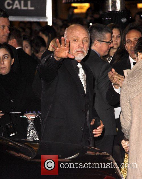 Hector Elizondo and Grauman's Chinese Theatre 2