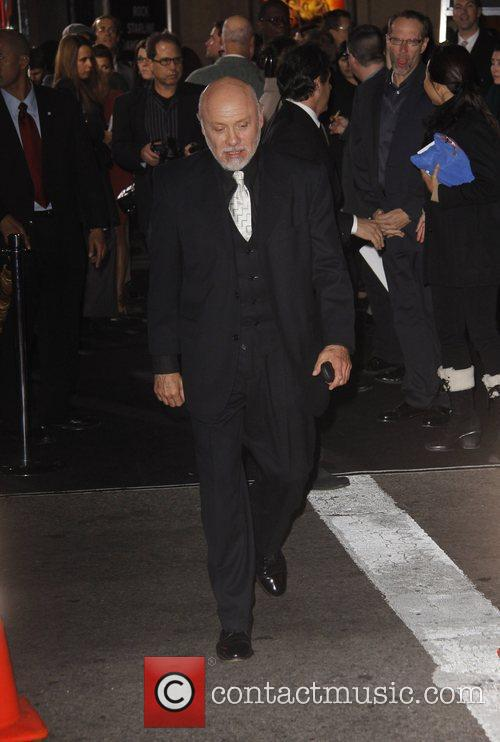 Hector Elizondo and Grauman's Chinese Theatre 1