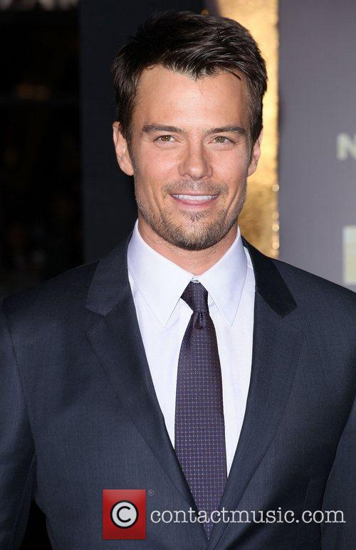 Josh Duhamel and Grauman's Chinese Theatre 3