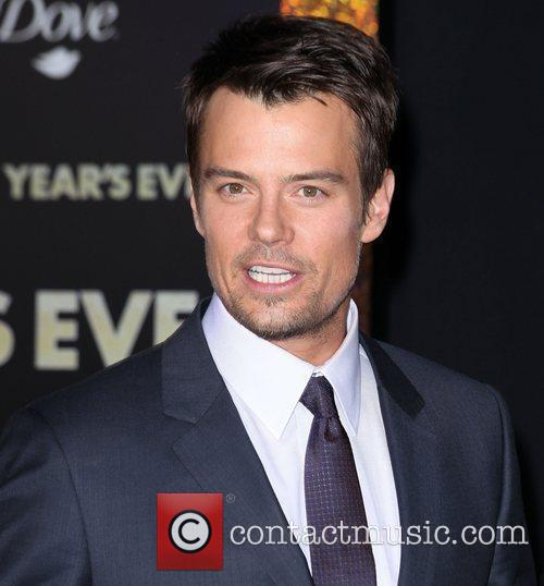 Josh Duhamel and Grauman's Chinese Theatre 2