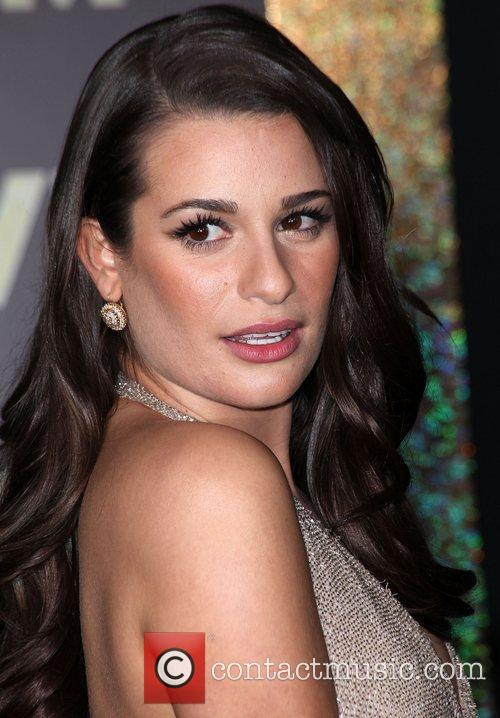 Lea Michele and Grauman's Chinese Theatre 6