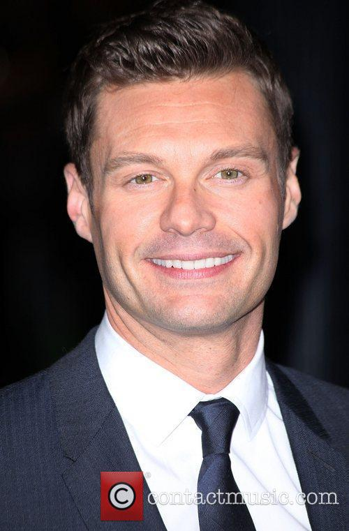 Ryan Seacrest and Grauman's Chinese Theatre 2
