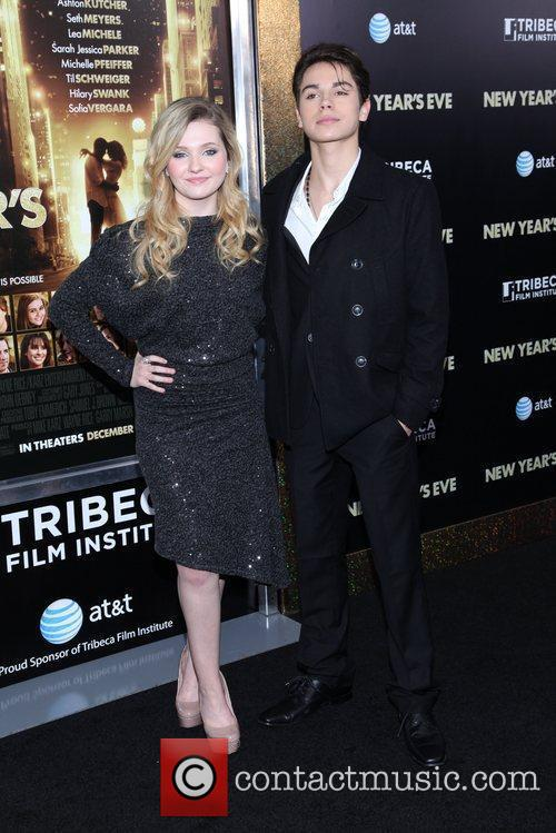 Abigail Breslin and Ziegfeld Theatre 7