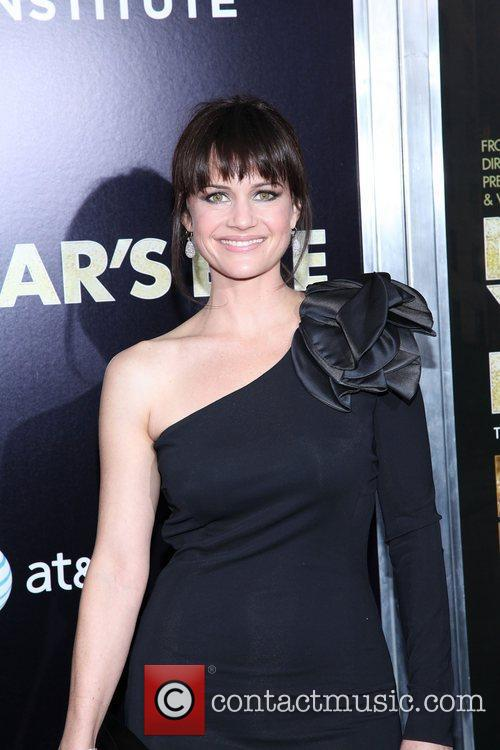 carla gugino new york premiere of new 3647356