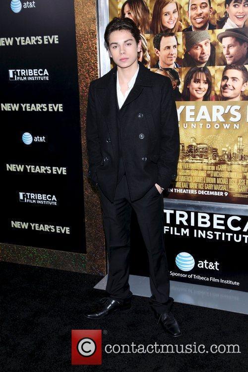 Jake T. Austin  New York premiere of...