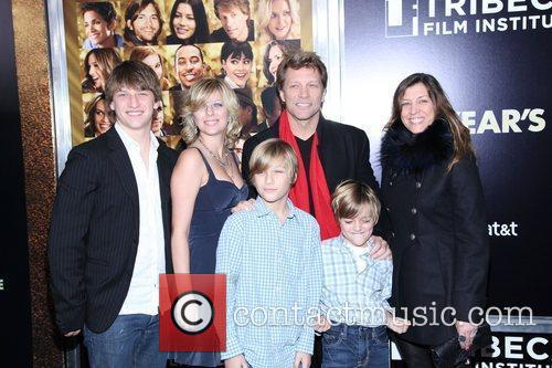 Bon Jovi, Jon Bon Jovi and Ziegfeld Theatre 1