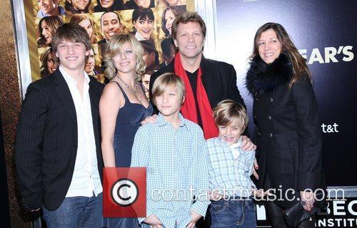 Bon Jovi, Jon Bon Jovi and Ziegfeld Theatre 3