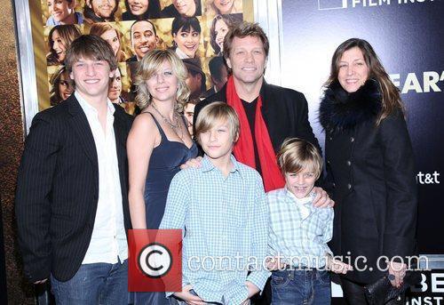 Bon Jovi, Jon Bon Jovi and Ziegfeld Theatre 4