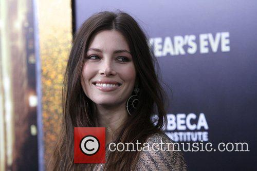 Jessica Biel and Ziegfeld Theatre 19