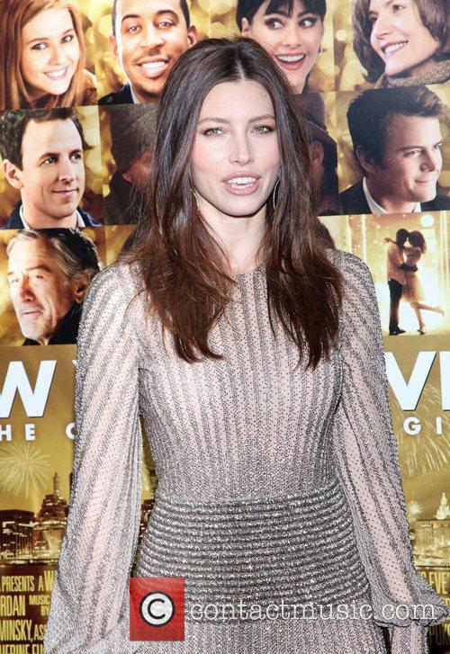 jessica biel new york premiere of new 3647398