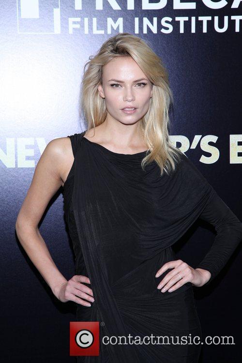 Natasha Poly  New York premiere of 'New...