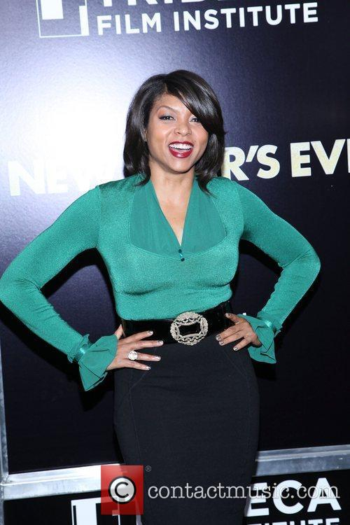 Taraji P Henson and Ziegfeld Theatre 10