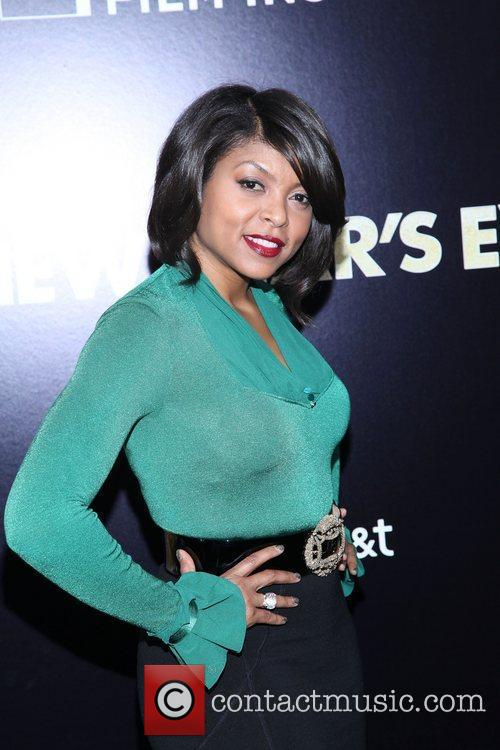 Taraji P Henson and Ziegfeld Theatre 7