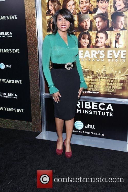Taraji P Henson and Ziegfeld Theatre 14
