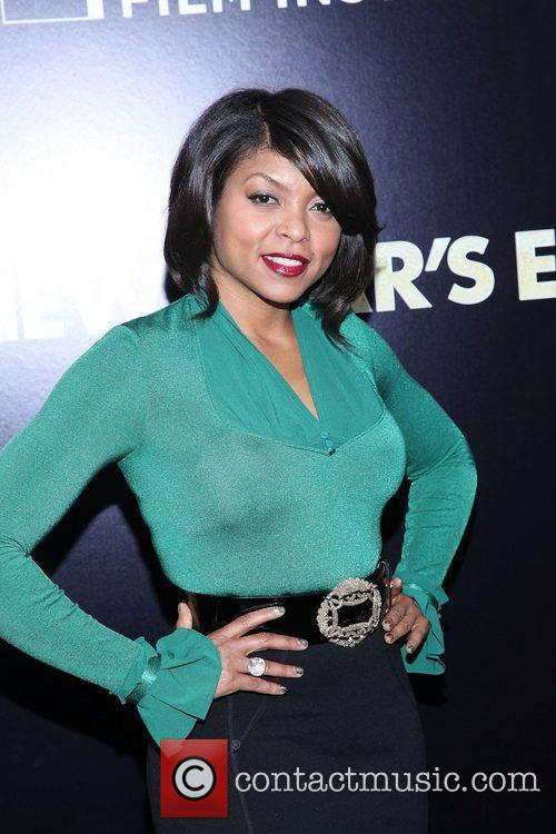 Taraji P Henson and Ziegfeld Theatre 12