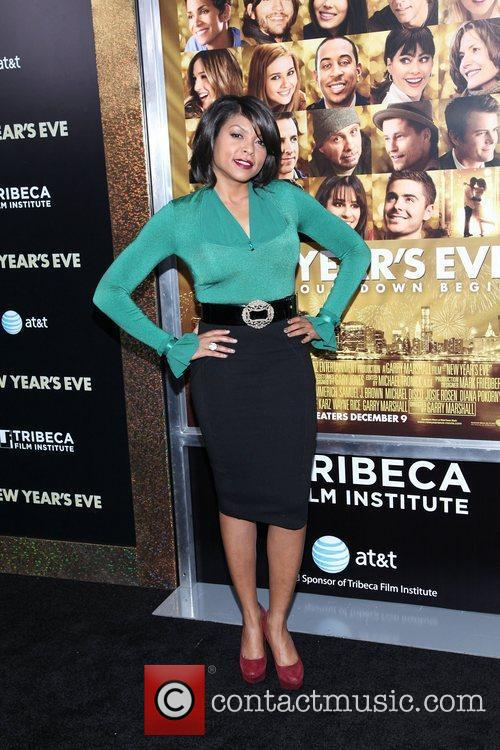 Taraji P Henson and Ziegfeld Theatre 13