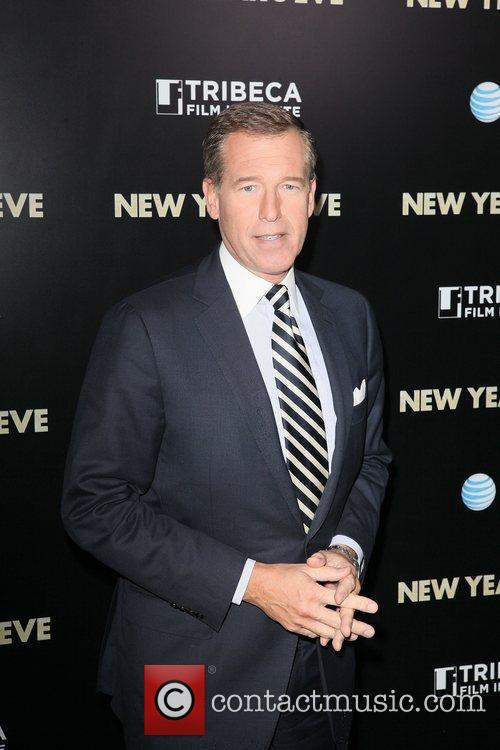 Brian Williams' TV Return Is Mocked By Twitter With #BrianWilliamsPopeStories
