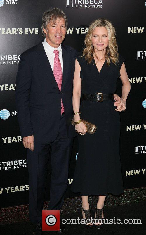 David E Kelley, Michelle Pfeiffer and Ziegfeld Theatre 2