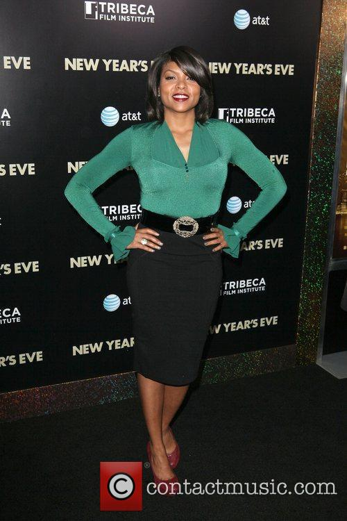 Taraji P Henson and Ziegfeld Theatre 5