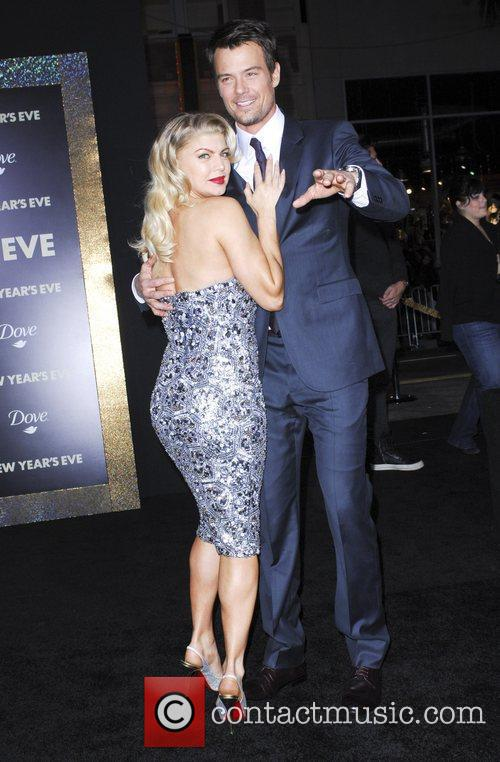 Josh Duhamel, Fergie and Grauman's Chinese Theatre 8