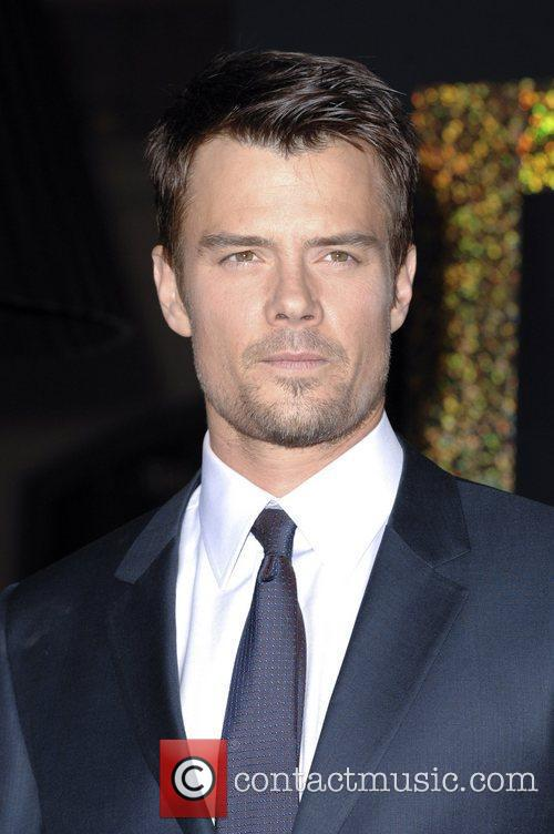 Josh Duhamel and Grauman's Chinese Theatre 1