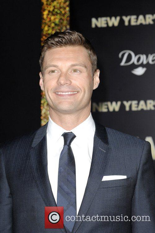 Ryan Seacrest and Grauman's Chinese Theatre 4