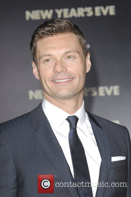 Ryan Seacrest and Grauman's Chinese Theatre 1