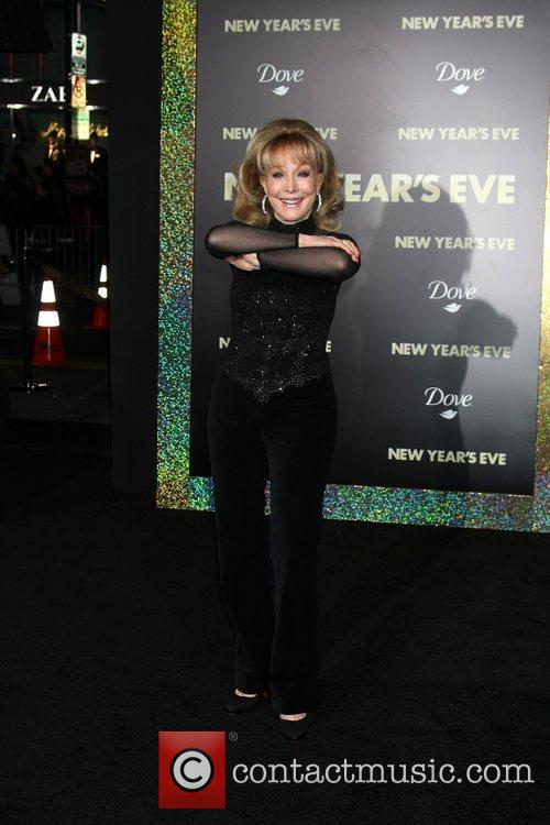 Barbara Eden and Grauman's Chinese Theatre 2
