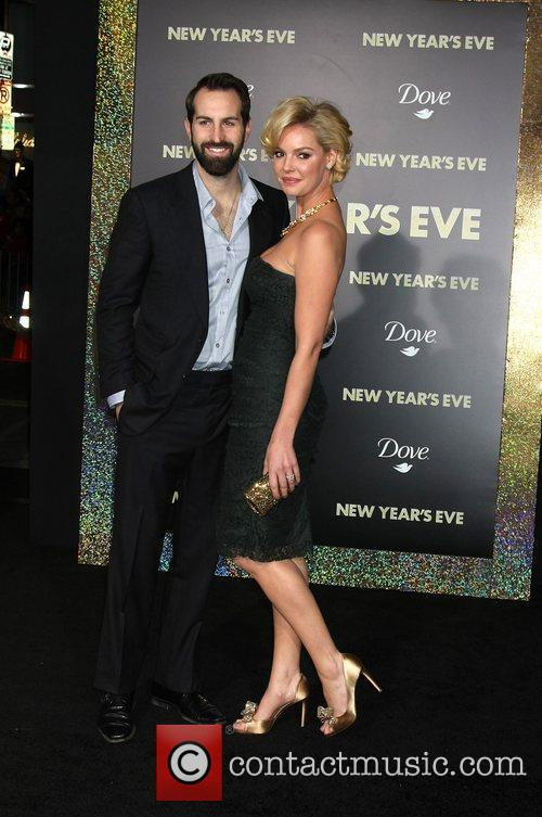 Josh Kelley, Katherine Heigl and Grauman's Chinese Theatre 5