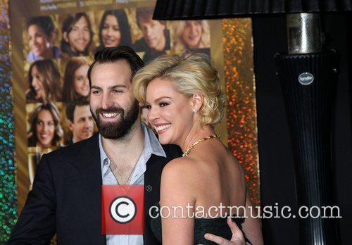Josh Kelley, Katherine Heigl and Grauman's Chinese Theatre 3