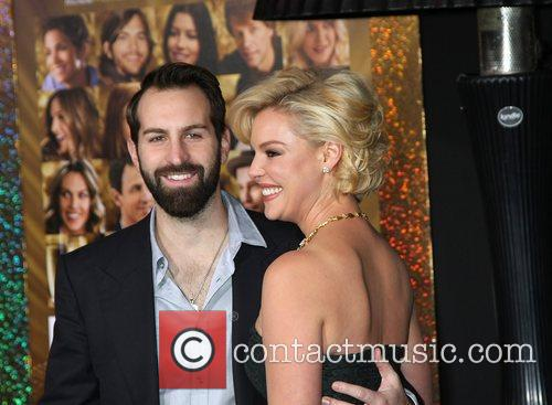Josh Kelley, Katherine Heigl and Grauman's Chinese Theatre 4